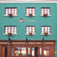 ČERNÝ OREL | wellness hotel | pivovar | čokoládovna - Kroměříž