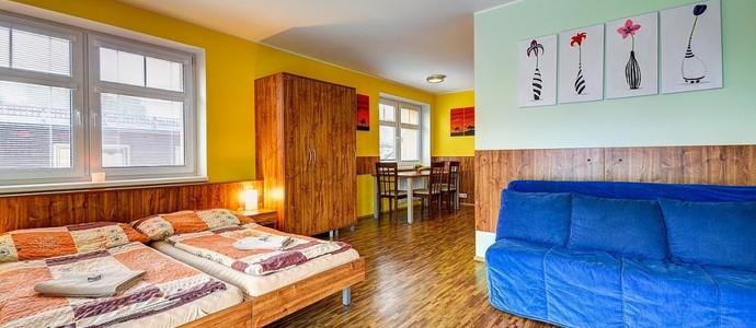 Apartmány Vila Hedvika Rožnov pod Radhoštěm 1136813739