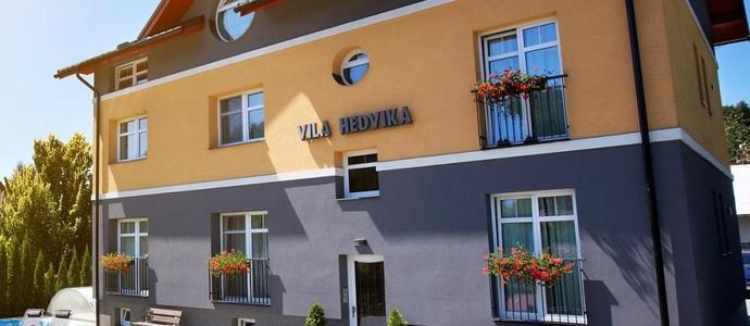 Apartmány Vila Hedvika Rožnov pod Radhoštěm