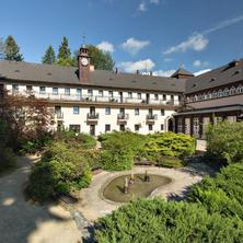 Lázeňský hotel Eliška Velké Losiny