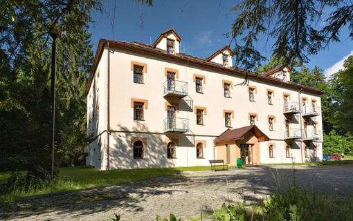 Lázeňský hotel Eliška 1145107447