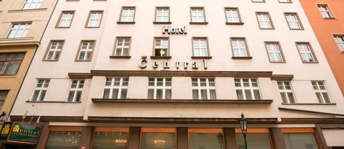 Central Hotel Prague Praha
