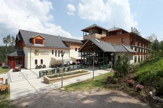 Hotel Studánka-Rychnov nad Kněžnou-pobyt-Báječná pohádková dovolená na Studánce na 6 nocí