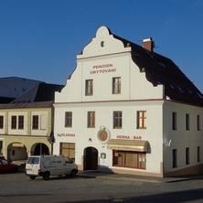Penzion - ubytování U Vorlíčků Jablonné nad Orlicí