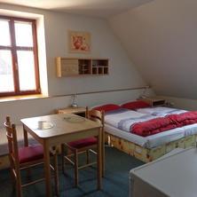 Penzion - ubytování U Vorlíčků