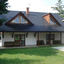 původní budova penzionu