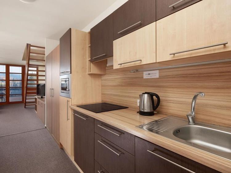 Apartmán - Wellness hotel Říčky
