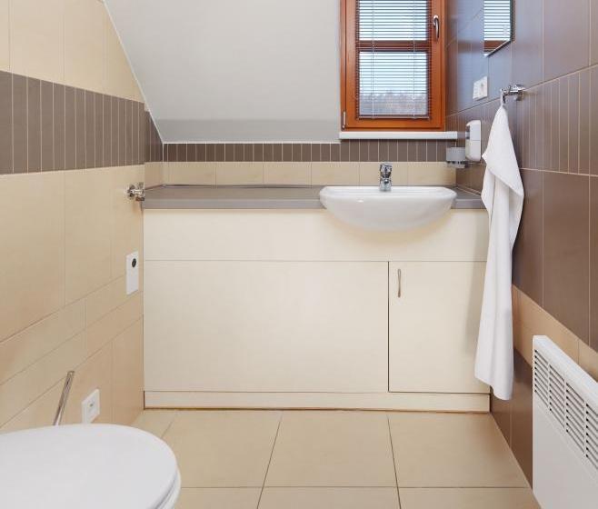 Koupelna - Wellness hotel Říčky