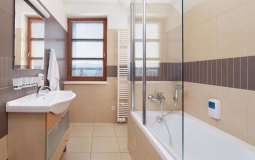 Wellness hotel Říčky Koupelna - Wellness hotel Říčky