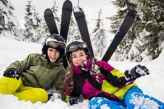 Wellness hotel Říčky-Říčky v Orlických horách-pobyt-Zimní pobyt na horách se slevou na skipasy (4 noci)