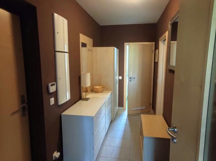 Mezonetový apartmán Deluxe s kuchyňkou a balkonem