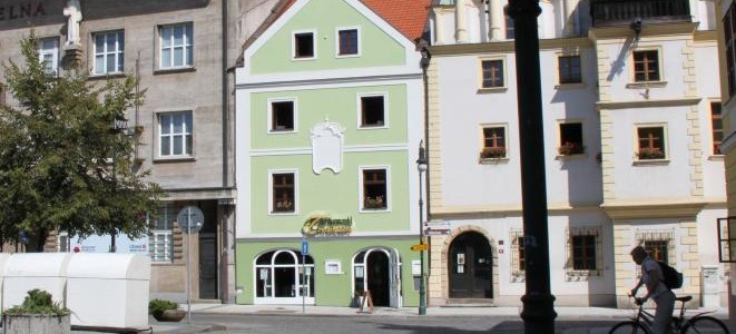 Caramell hotel&cafe Louny 1137227511