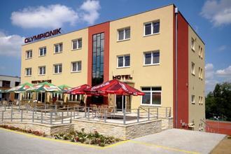 hotel Olympionik Mělník