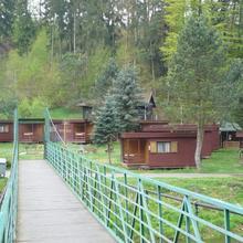 Chatová osada Stvořidla Trpišovice