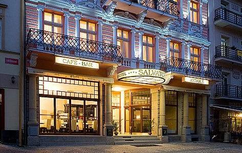 Hotel Salvator Karlovy Vary