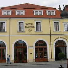 HOTEL SLUNCE Uherské Hradiště