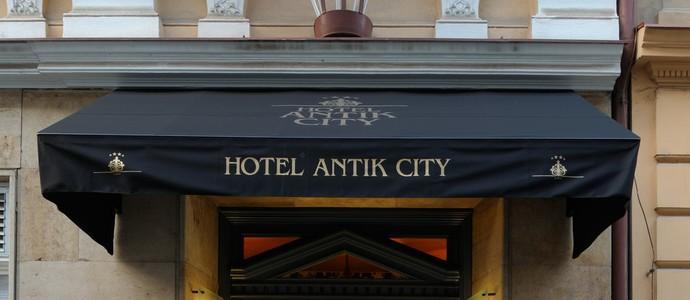 HOTEL ANTIK CITY Praha