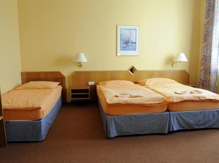 Ložnice č. 1 ( 3 postele)