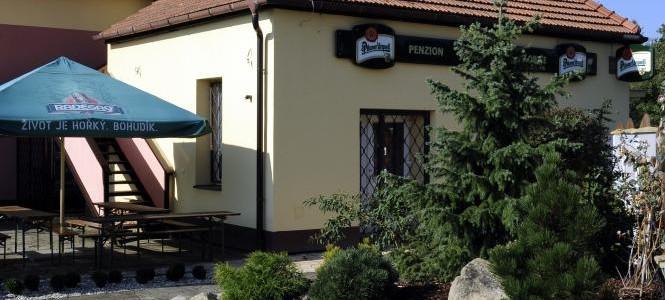 Wellness Penzion Zlobice a Apartmány Kroměříž Zlobice