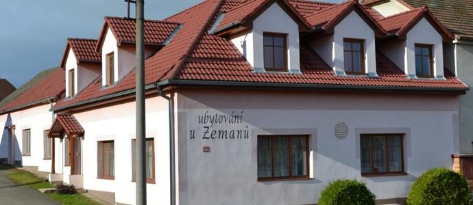 Ubytování u Zemanů Chrášťany