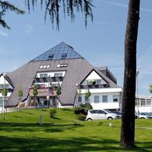 Pyramida I - příjezd