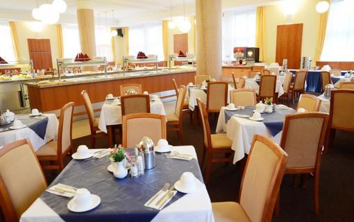 Hotel Bedřichov Jídelna