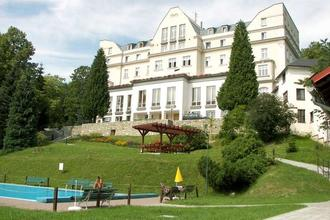 Lázeňský hotel Albatros Jeseník
