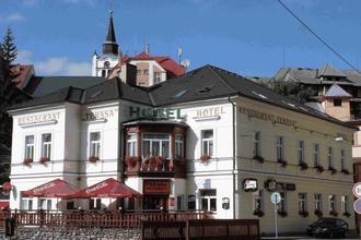 Hotel a restaurace TERASA Vimperk