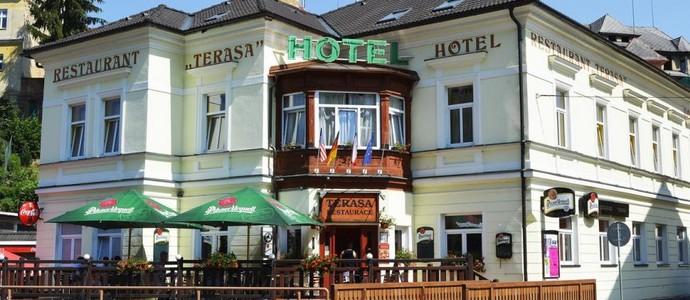 Hotel a restaurace TERASA Vimperk 1121784374