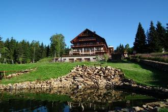 Hotel Alpská vyhlídka Kvilda 47744548