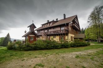 Hotel Alpská vyhlídka Kvilda 45986360