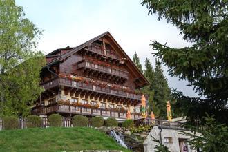 Kvilda-Hotel Alpská vyhlídka