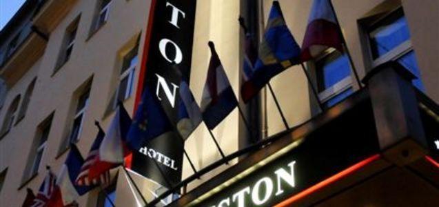 Hotel Ariston & Ariston Patio Praha