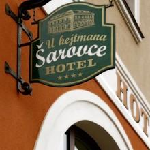 Hotel U hejtmana Šarovce Uherské Hradiště 1143389781