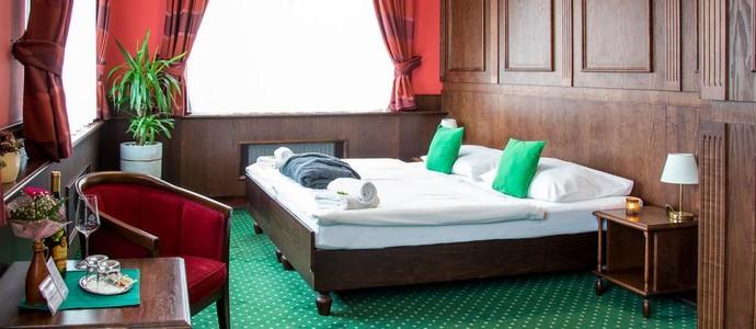 Hotel U hejtmana Šarovce Uherské Hradiště 1110068144