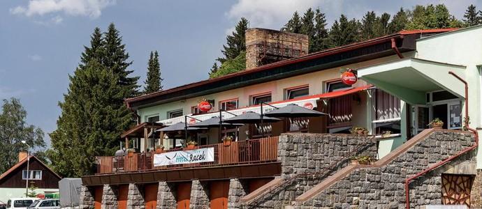HOTEL RACEK Černá v Pošumaví