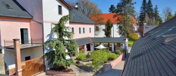 Hotel a restaurant VIA IRONIA Vysoké Mýto 1133309083