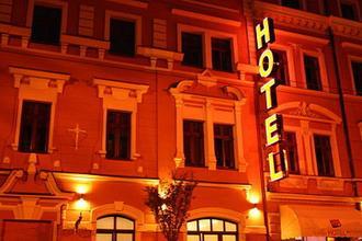 Wellness hotel Beethoven Chomutov