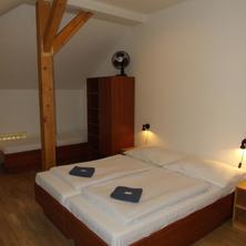 pětilůžkový pokoj - Praha