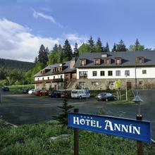 Hotel Annín Dlouhá Ves