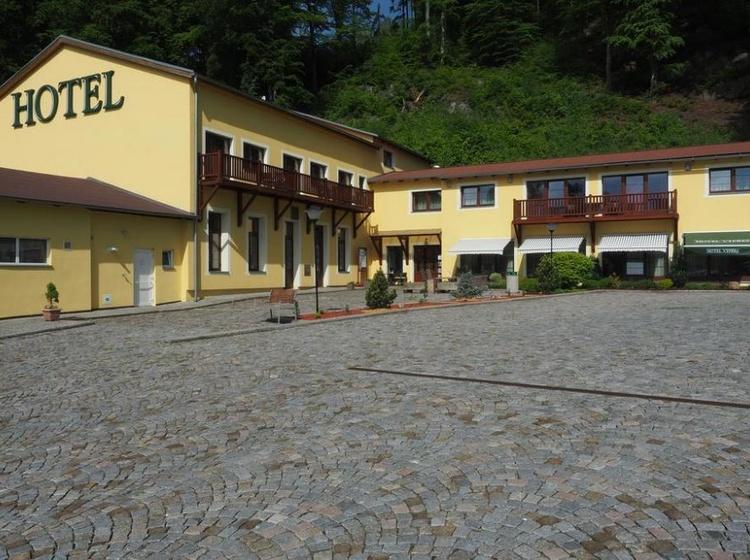 Hotel a Restaurant Výpřež 1153878451 2