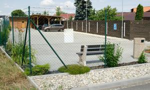Penzion No. 1 - RESTAURACE TAVERNA U PECE Parkoviště
