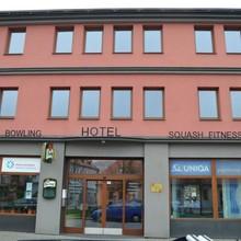 Hotel Kaskáda Ledeč nad Sázavou