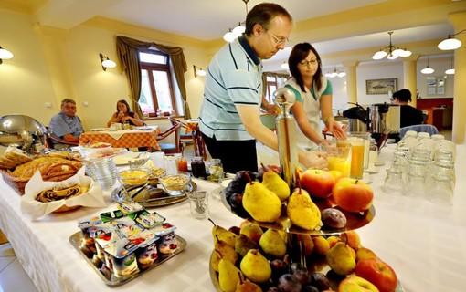 Dny wellness v lázních Harkány-Hotel Ametiszt Harkany 1147786337