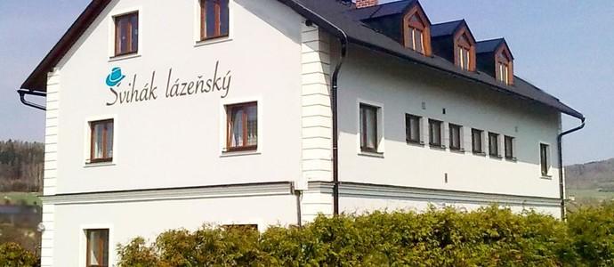 Penzion Švihák lázeňský Velké Losiny