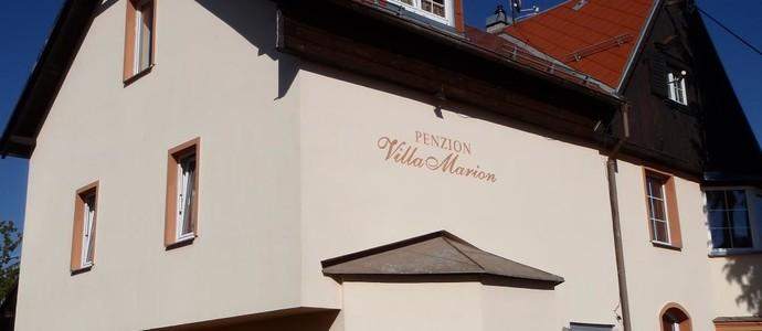 Villa Marion - Mariánské Lázně