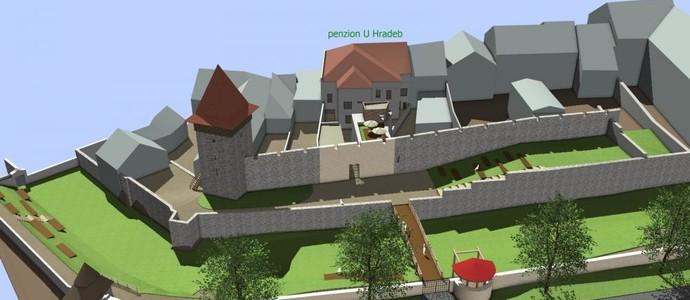 Penzion U Hradeb Znojmo 1110093822