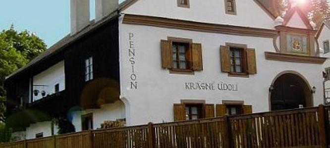 Pension Krásné Údolí Český Krumlov