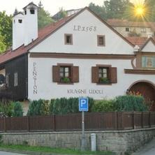 Hlavni budova - Český Krumlov
