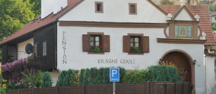 Pension Krásné Údolí Český Krumlov 1136915727